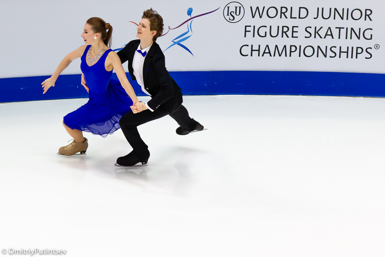 ISU World Junior Championships 2020. Tallinn / EST, 02-08.03.2020. Day 2