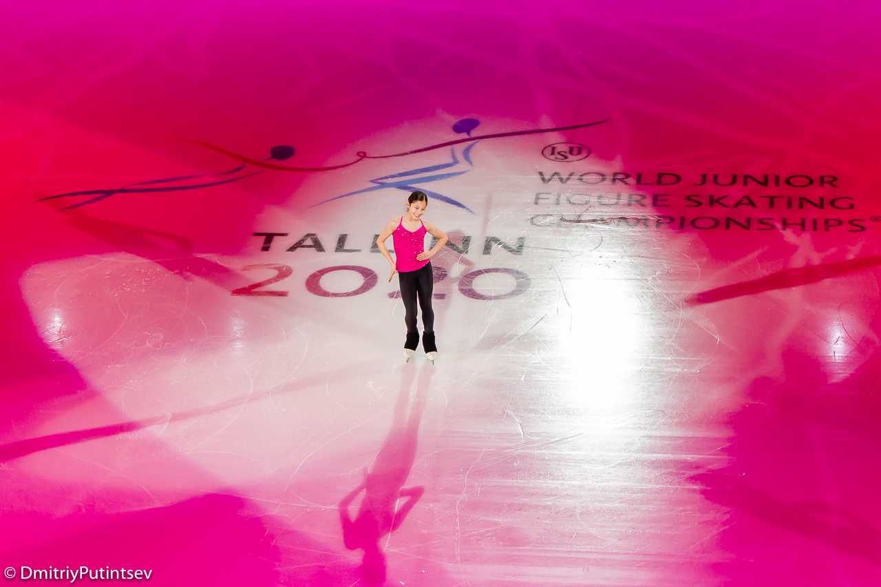 ISU World Junior Championships 2020. Tallinn / EST, 02-08.03.2020. Day 5